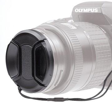 Kaiser Fototechnik lens cap snap-on 86