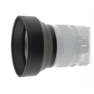 Kaiser Fototechnik Lens Hood 3 in 1 43 mm pieghevole