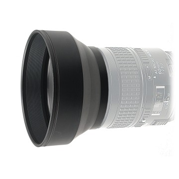 Kaiser Fototechnik Lens Hood 3 in 1 52 mm