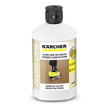 Karcher Cera per Parquet Laminati, RM 531