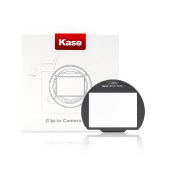Kase Filtro Clip In MCUV Per Canon R5 e R6