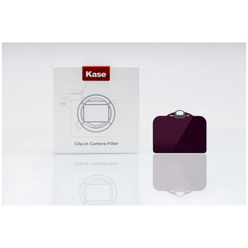 Kase Filtro CLIP IN ND64 Per NIKON Z7/Z6
