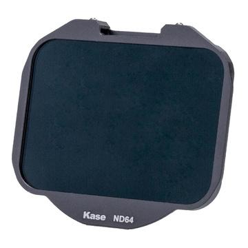 Kase Filtro CLIP ND64 per Sony Serie A7 e A9