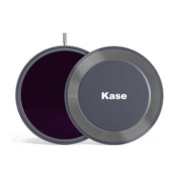 Kase Filtro Variabile ND3-1000 72mm + Tappo magnetico 77mm
