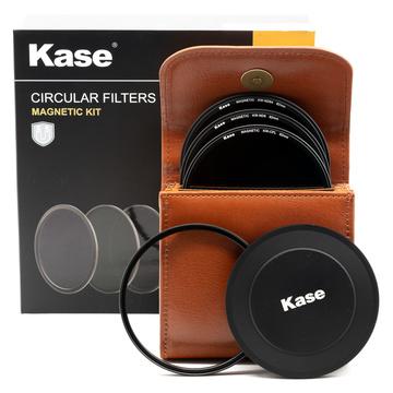 Kase Kit Wolverine filtri magnetici Entry level ND CPL, ND8, ND64 82mm