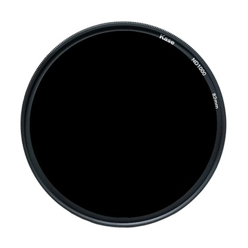 Kase Round ND Filter ND1000 58 mm