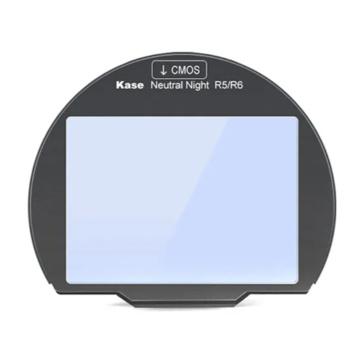 Kase Set Filtri Clip 3-in-1 MCUV/ND16/Neutral Night per Canon R5/R6
