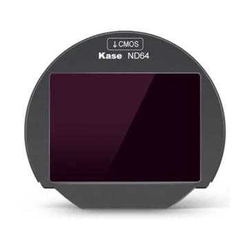 Kase Set Filtri Clip 3-in-1 ND8/ND64/ND1000 per Fuji X