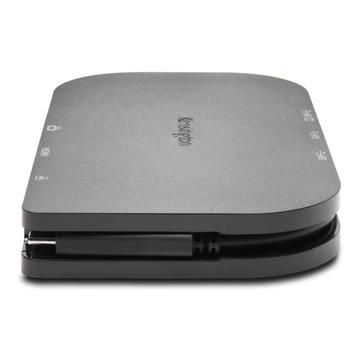 KENSINGTON SD1600P USB 2.0 Type-C 5000 Mbit/s Nero