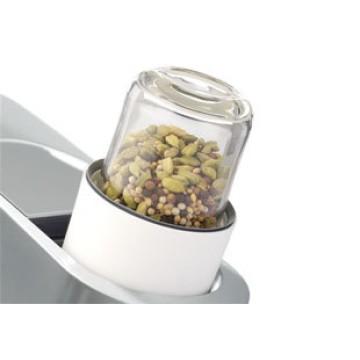 Kenwood Vaschetta per Tritatutto con 4 contenitori in vetro AT320A