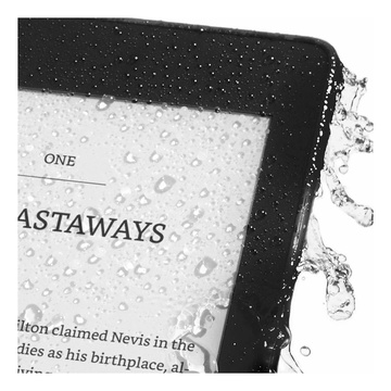 Kindle Amazon Kindle Paperwhite Touch 8 GB Wi-Fi Nero