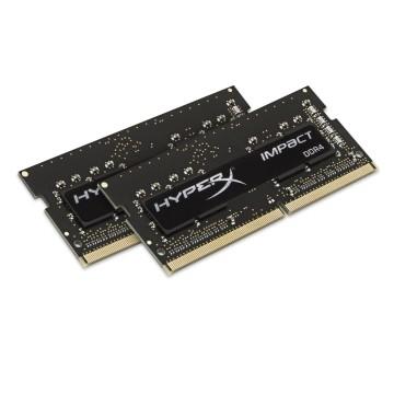 Kingston 8GB 2133MHz DDR4 SODIMM (Kit of 2) HyperX Impact