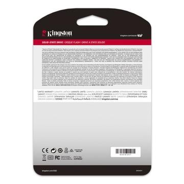 Kingston A2000 M.2 1000 GB PCI Express 3.0 NVMe