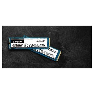 Kingston DC1000B M.2 480 GB PCI Express 3.0 3D TLC NAND NVMe