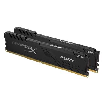 Kingston HyperX FURY HX430C15FB3K2/8 memoria 8 GB DDR4 3000 MHz