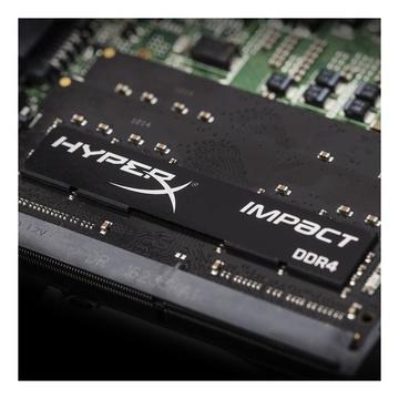 Kingston HyperX Impact HX432S20IBK2/32 32 GB 2 x 16 GB DDR4 3200 MHz