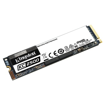 Kingston KC2500 M.2 2000 GB PCI Express 3.0 3D TLC NVMe
