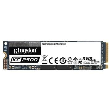 Kingston KC2500 M.2 500 GB PCI Express 3.0 3D TLC NVMe