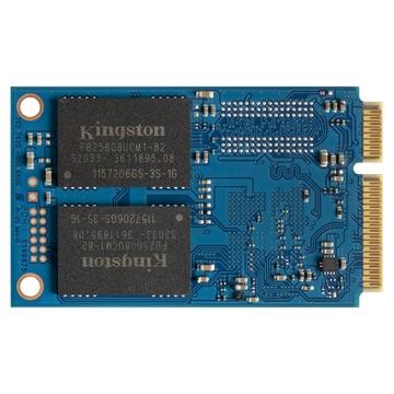 Kingston KC600 mSATA 512 GB SATA III 3D TLC
