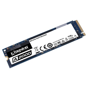 Kingston Technology A2000 M.2 500 GB PCI Express 3.0 NVMe
