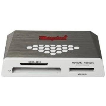 Kingston Card reader Esterno USB 3.0 Media