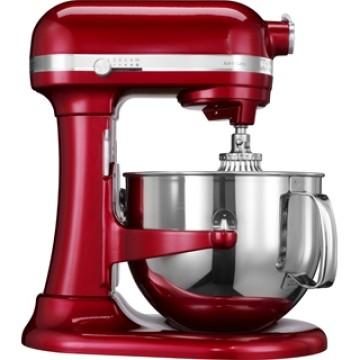 Kitchenaid Robot da cucina Artisan da 6,9 Lt Rosso Mela Metallizzato 5KSM7580XECA