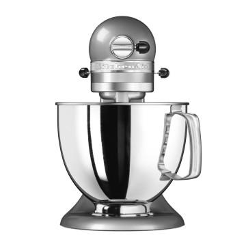 Kitchenaid Robot da cucina Artisan 4,8 Lt Argento Placcato 5KSM125ECU