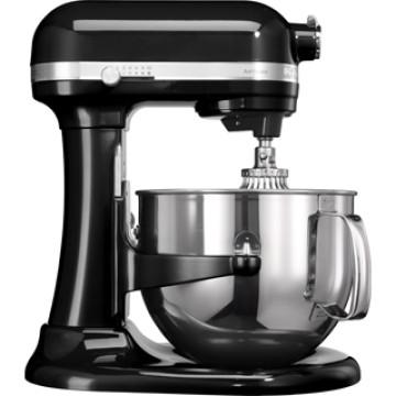 Kitchenaid Robot da cucina Artisan da 6,9 Lt Nero Onice 5KSM7580XEOB