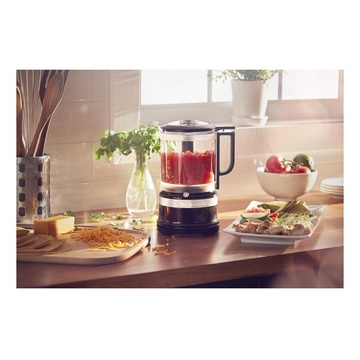 Kitchenaid Tritatutto Capacità 1.19 L Colore Nero Onice 5KFC0516EOB