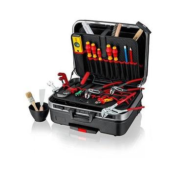 Knipex 00 21 06 HK S set di strumenti meccanici 31 strumenti