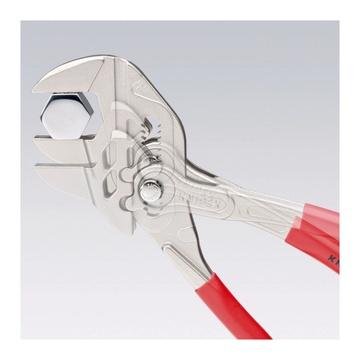 Knipex 86 02 250 chiave per tubi Grigio Rosso 5,2 cm