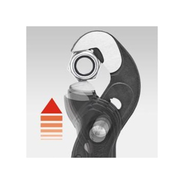 Knipex 87 41 250 Chiave regolabile
