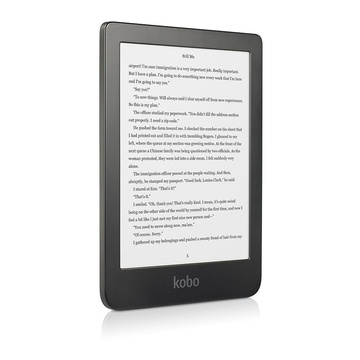 Kobo Clara HD Touch 8 GB Wi-Fi Nero