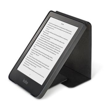 Kobo Rakuten Kobo Clara HD SleepCover custodia per e-book reader Custodia a libro Nero 15,2 cm (6