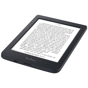 Kobo Rakuten Nia e-book Touch 8 GB Wi-Fi Nero