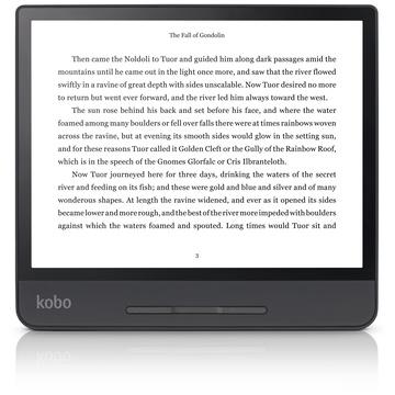 Kobo Rakuten Touch 8 GB Wi-Fi Nero