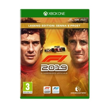 F1 2019 Legends Edition Xbox One IT
