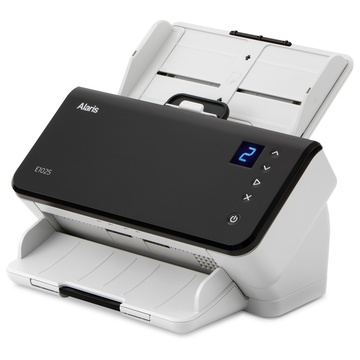 Kodak Alaris E1025 600 x 600 DPI Scanner ADF Nero, Grigio A4