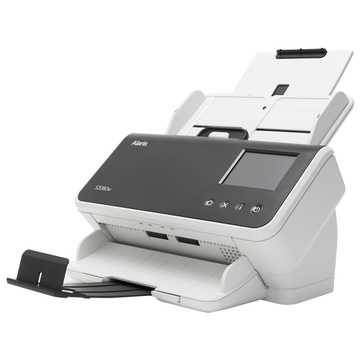 Kodak Alaris S2080W 600 x 600 DPI Scanner ADF Nero, Bianco A4