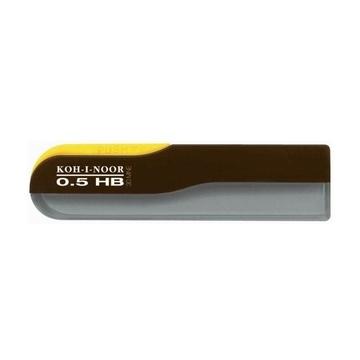 Koh-I-Noor Micromine 0.5mm DA 30, 10 Pack mina 2B