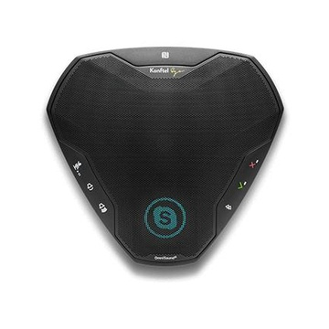 Konftel Ego Vivavoce USB/Bluetooth Nero