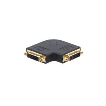 Kramer Electronics DVI-I (F) - DVI-I (F) Nero