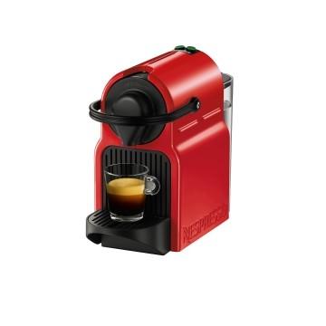 Krups XN 1005 Inissia Nespresso Ruby rosso