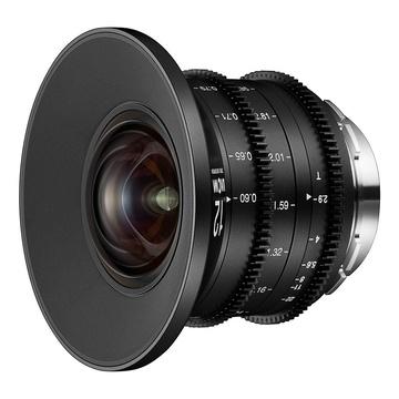 Laowa 12mm t/2.9 Zero-D Cine MILC/SRL Nero
