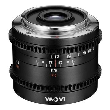 Laowa 7.5mm t/2.1 Cine Micro 4/3