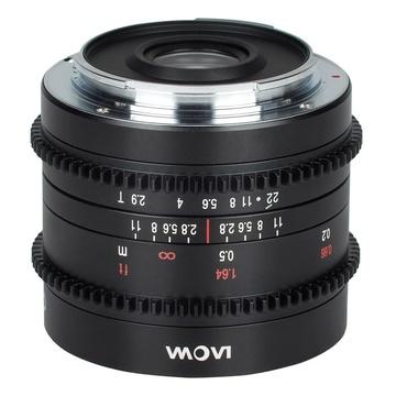 Laowa 9mm t/2.9 Zero-D Cine Micro 4/3