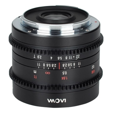 Laowa 9mm t/2.9 Zero-D Fuji X Cine