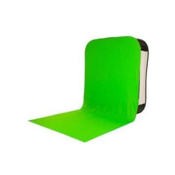 Lastolite Telo Chromakey Verde per Hilite 180 x 215 cm