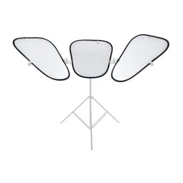 Lastolite Kit 3 pannelli bifacciali Argento / Bianco Triflector Mk II