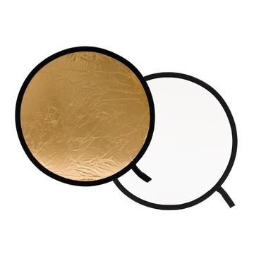 Lastolite Pannello circolare Oro / Bianco Ø 30 cm